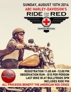 Ride for Red