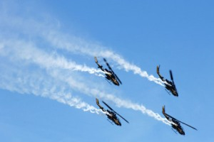 Selfridge Air Show